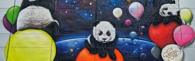Trouvez le Panda !