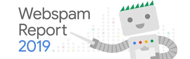 Google découvre 25 milliards de pages de spam chaque jour !