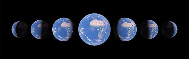 Avec Timelapse, Google Earth remonte le temps