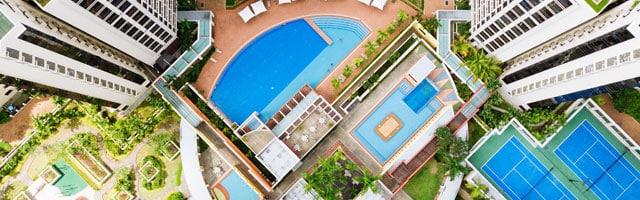 Le fisc va utiliser une technologie Google pour traquer les propriétaires de piscines non déclarées